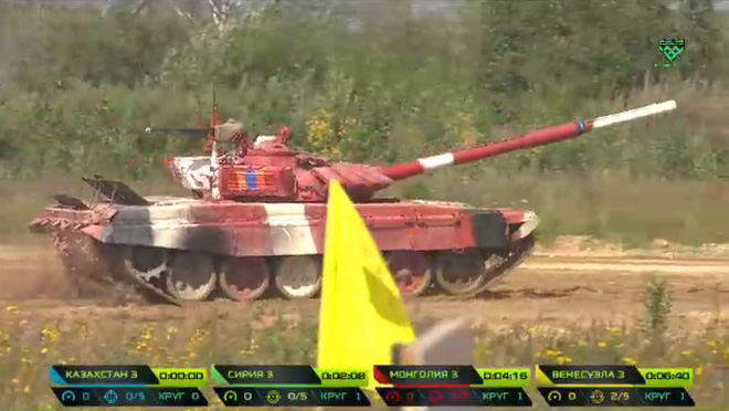 Trận đấu sinh tử của Đội xe tăng Việt Nam tại Tank Biathlon 2019 bắt đầu - Ảnh 56.