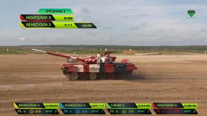 Trận đấu sinh tử của Đội xe tăng Việt Nam tại Tank Biathlon 2019 bắt đầu - Ảnh 55.
