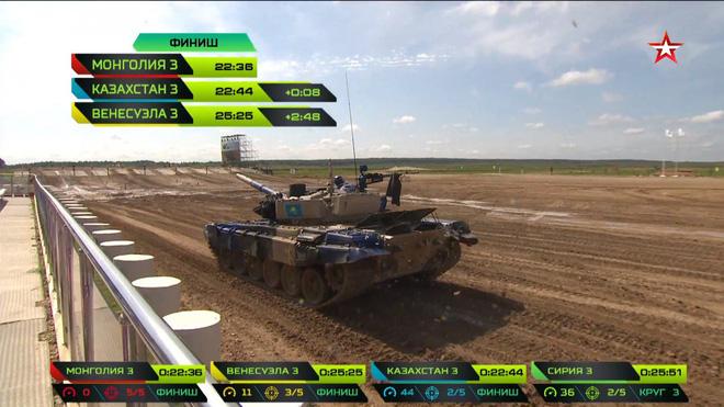 Trận đấu sinh tử của Đội xe tăng Việt Nam tại Tank Biathlon 2019 bắt đầu - Ảnh 48.