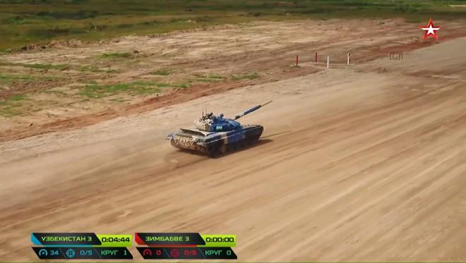 Trận đấu sinh tử của Đội xe tăng Việt Nam tại Tank Biathlon 2019 bắt đầu - Ảnh 45.