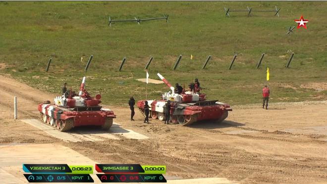 Trận đấu sinh tử của Đội xe tăng Việt Nam tại Tank Biathlon 2019 bắt đầu - Ảnh 44.
