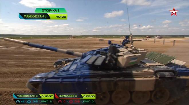 Trận đấu sinh tử của Đội xe tăng Việt Nam tại Tank Biathlon 2019 bắt đầu - Ảnh 43.