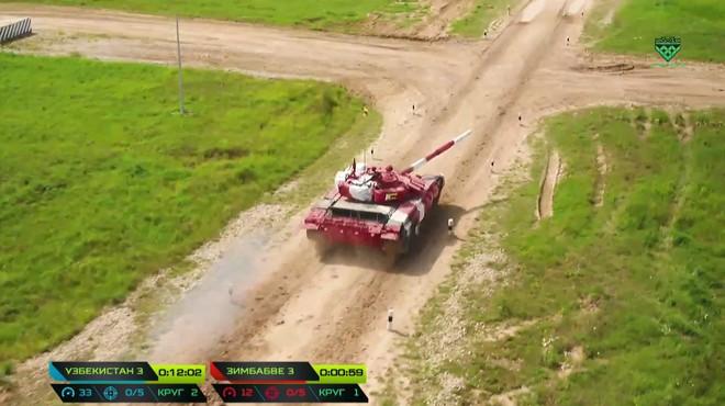 Trận đấu sinh tử của Đội xe tăng Việt Nam tại Tank Biathlon 2019 bắt đầu - Ảnh 42.