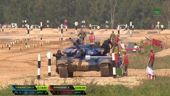 Trận đấu sinh tử của Đội xe tăng Việt Nam tại Tank Biathlon 2019 bắt đầu - Ảnh 38.