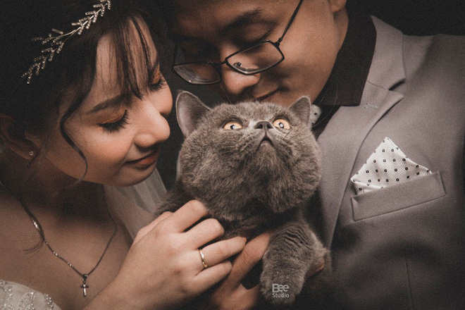Cô dâu ôm kẻ thứ 3 chụp ảnh cưới, sự thật do nữ chính tiết lộ mới gây bất ngờ - Ảnh 6.