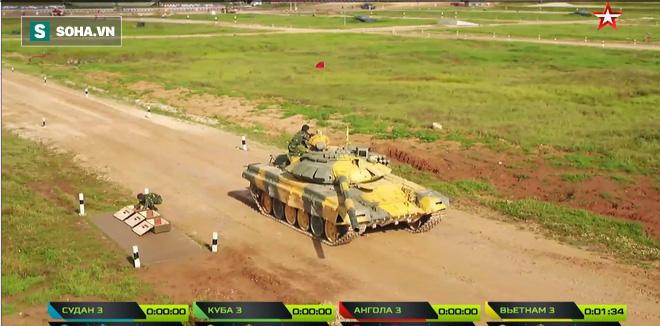 Trận đấu sinh tử của Đội xe tăng Việt Nam tại Tank Biathlon 2019 bắt đầu - Ảnh 28.