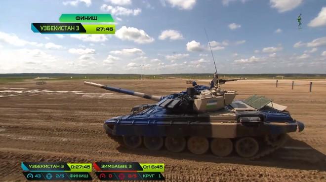 Trận đấu sinh tử của Đội xe tăng Việt Nam tại Tank Biathlon 2019 bắt đầu - Ảnh 37.