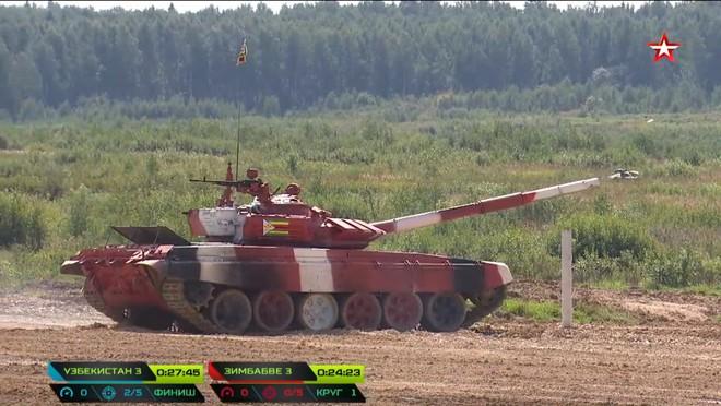 Trận đấu sinh tử của Đội xe tăng Việt Nam tại Tank Biathlon 2019 bắt đầu - Ảnh 35.