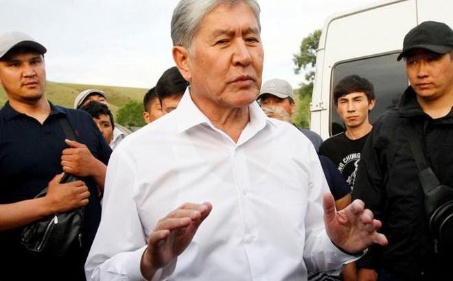 Cựu TT Atambayev chính thức bị bắt giữ trong cuộc đột kích lần 2 của lực lượng đặc nhiệm Kyrgyzstan