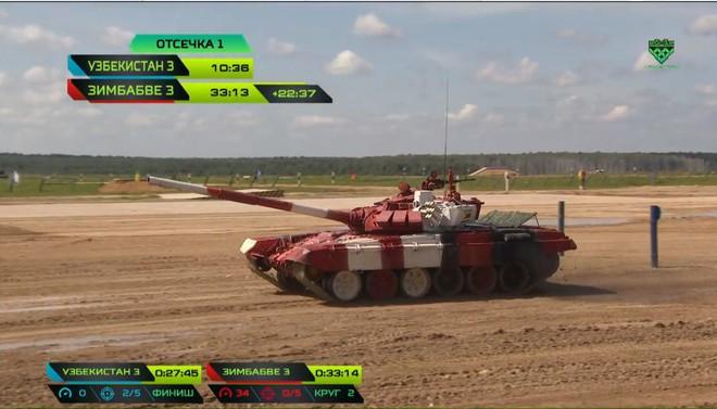 Trận đấu sinh tử của Đội xe tăng Việt Nam tại Tank Biathlon 2019 bắt đầu - Ảnh 34.