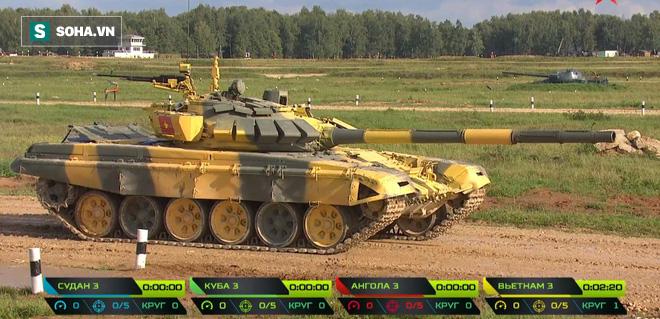 Trận đấu sinh tử của Đội xe tăng Việt Nam tại Tank Biathlon 2019 bắt đầu - Ảnh 29.
