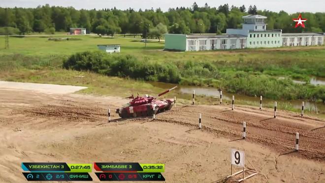 Trận đấu sinh tử của Đội xe tăng Việt Nam tại Tank Biathlon 2019 bắt đầu - Ảnh 33.