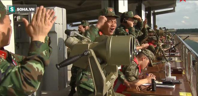Trận đấu sinh tử của Đội xe tăng Việt Nam tại Tank Biathlon 2019 bắt đầu - Ảnh 27.