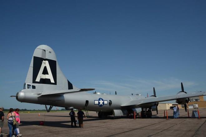 Siêu pháo đài bay B-29 Mỹ bất ngờ tái xuất sau hàng chục năm ngủ yên - ảnh 7