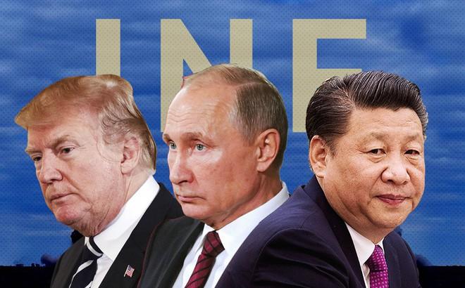 """""""Tấm lá chắn cuối cùng"""" tan vỡ: Ba siêu cường sẽ đe dọa thế giới bằng cuộc chạy đua vũ trang lịch sử?"""