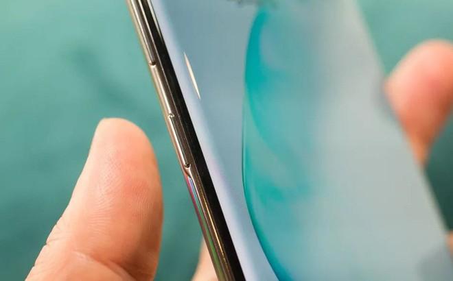 Thiết kế Galaxy Note 10 hé lộ thất bại của Samsung với trợ lý ảo Bixby