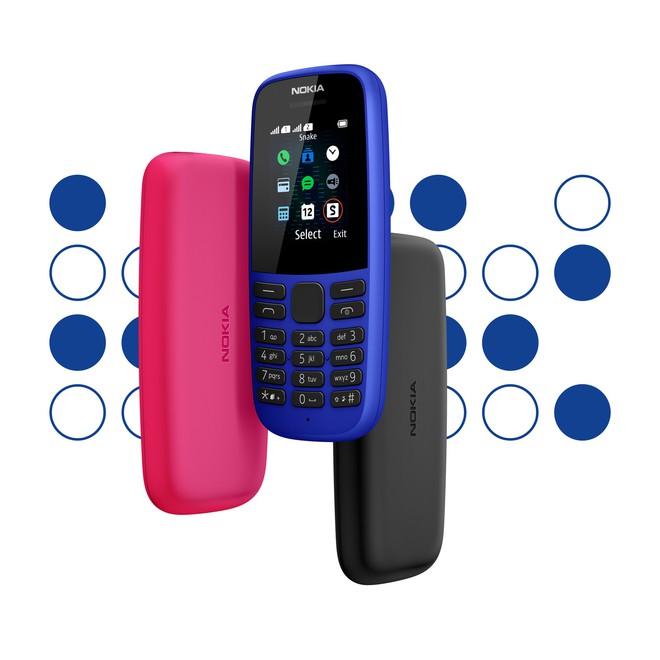 """Hôm nay, chiếc điện thoại phổ thông giá rẻ """"gọi hàng giờ không sập nguồn"""" của Nokia lên kệ - Ảnh 1."""