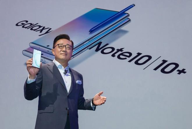 Ra mắt Galaxy Note 10 - flagship cuối năm của Samsung: Bữa tiệc công nghệ hoành tráng - Ảnh 2.