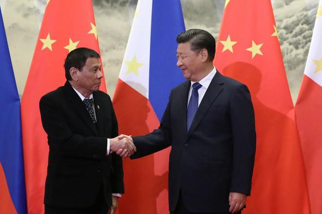 Tổng thống Duterte: Philippines không chấp nhận Trung Quốc sở hữu Biển Đông  - Ảnh 1.