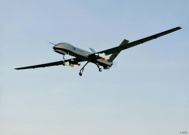 UAV Made in China ở Iraq: Duy nhất 1 chiếc hoạt động - Cú tát vỗ mặt vào CNQP Trung Quốc - Ảnh 1.