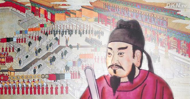 Khương Công Phụ - người Việt duy nhất đỗ trạng nguyên, làm đến tể tướng nhà Đường - Ảnh 2.