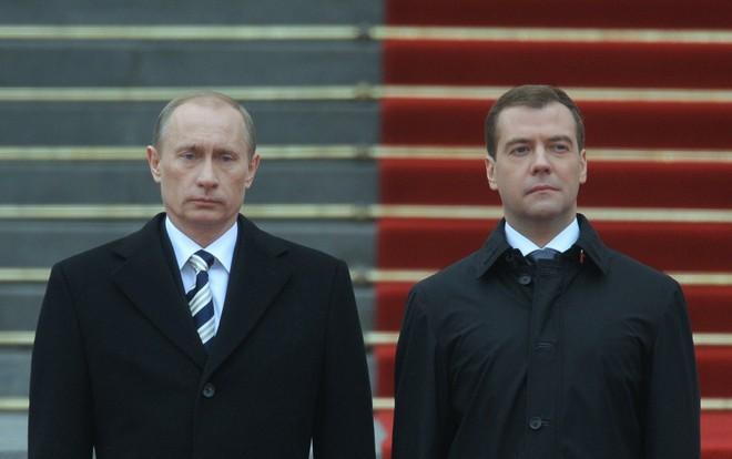 Ông Putin thay đổi thế nào trong 20 năm cầm quyền? - ảnh 12