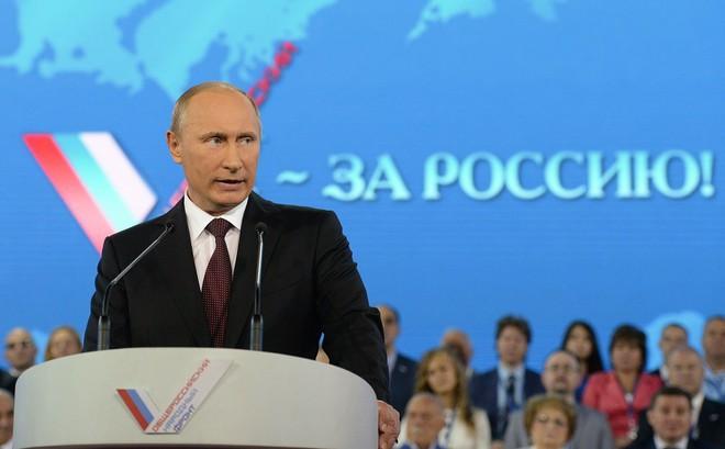 Ông Putin thay đổi thế nào trong 20 năm cầm quyền? - ảnh 16