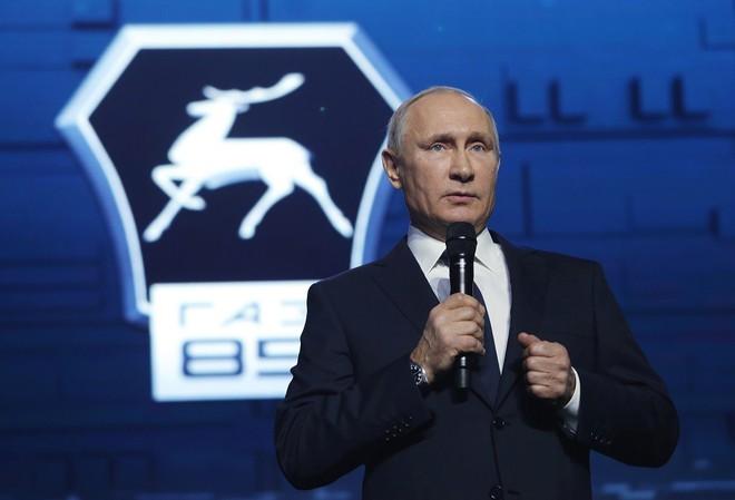 Ông Putin thay đổi thế nào trong 20 năm cầm quyền? - ảnh 18
