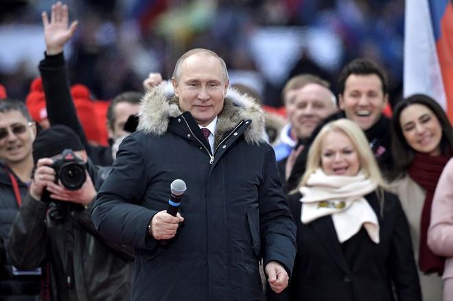 Ông Putin thay đổi thế nào trong 20 năm cầm quyền? - ảnh 19