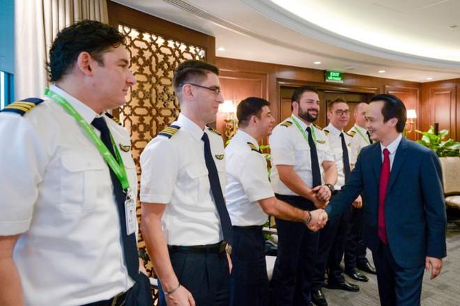 """Bamboo Airways có 300 phi công, 80% là """"Tây"""", sẵn sàng chờ các máy bay sắp về - Ảnh 3."""