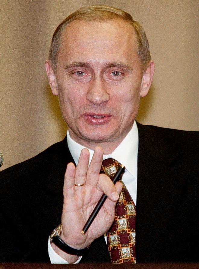 Ông Putin thay đổi thế nào trong 20 năm cầm quyền? - ảnh 3