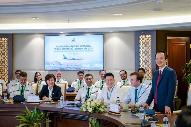 """Bamboo Airways có 300 phi công, 80% là """"Tây"""", sẵn sàng chờ các máy bay sắp về - Ảnh 4."""