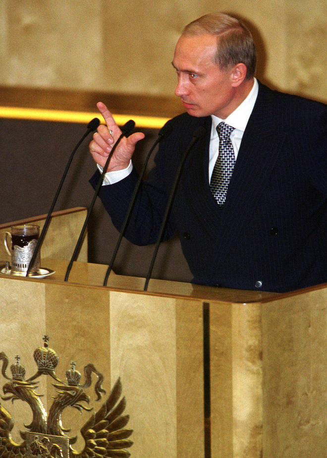 Ông Putin thay đổi thế nào trong 20 năm cầm quyền? - ảnh 4