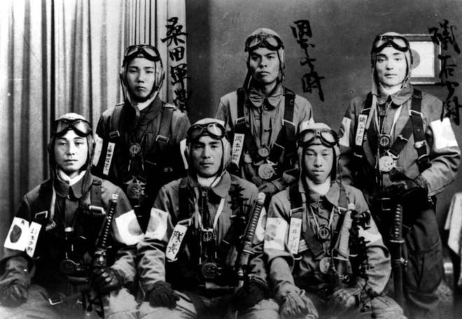 Sự thật không ngờ về chương trình phi công cảm tử của Nhật Bản - Kỳ 2 - Ảnh 8.