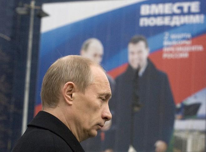 Ông Putin thay đổi thế nào trong 20 năm cầm quyền? - ảnh 10