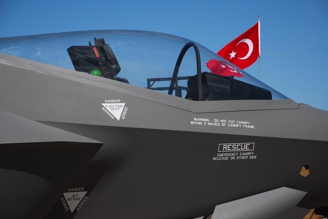 Huynh đệ tương tàn: Nếu F-35B Thổ Nhĩ Kỳ đối đầu với F-35I Israel, kẻ thắng cuộc là ai? - Ảnh 6.