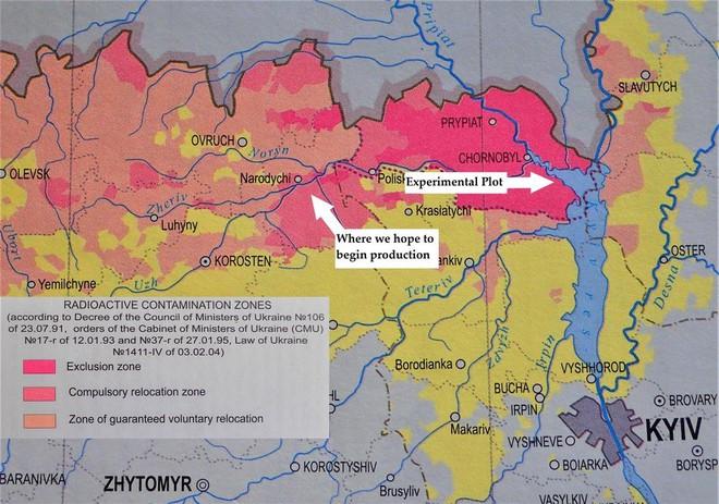 Các nhà khoa học tạo ra rượu vodka từ các loại hạt được trồng tại khu vực loại trừ phóng xạ của Chernobyl - Ảnh 2.