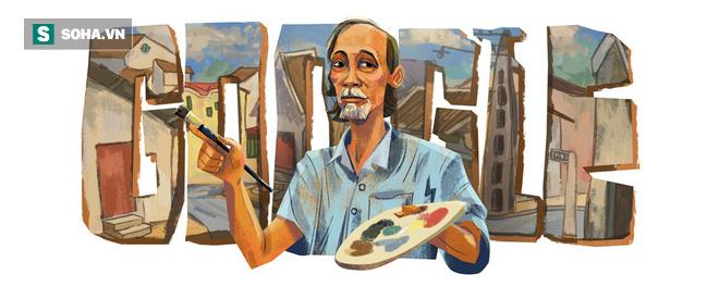 Google vinh danh họa sĩ Bùi Xuân Phái - Danh họa Đông Nam Á nổi tiếng bậc nhất thế kỷ 20 - Ảnh 1.