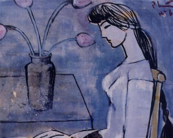 Google vinh danh họa sĩ Bùi Xuân Phái - Danh họa Đông Nam Á nổi tiếng bậc nhất thế kỷ 20 - Ảnh 9.
