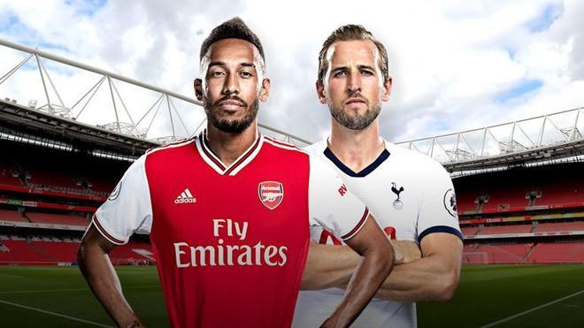 Arsenal vs Tottenham: Derby không khoan nhượng - Ảnh 1.