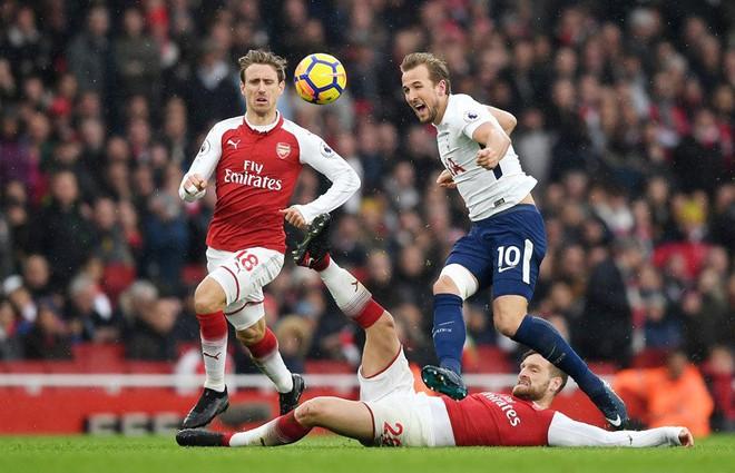 Arsenal vs Tottenham: Derby không khoan nhượng - Ảnh 2.
