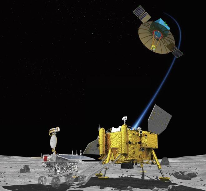 Robot Trung Quốc lập kỳ tích trên Mặt Trăng: Phát hiện vật chất bí ẩn, khoa học chưa từng thấy - Ảnh 4.