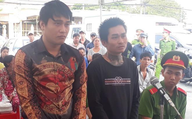 Hai người cho vay nặng lãi đánh chết con nợ lãnh án tù