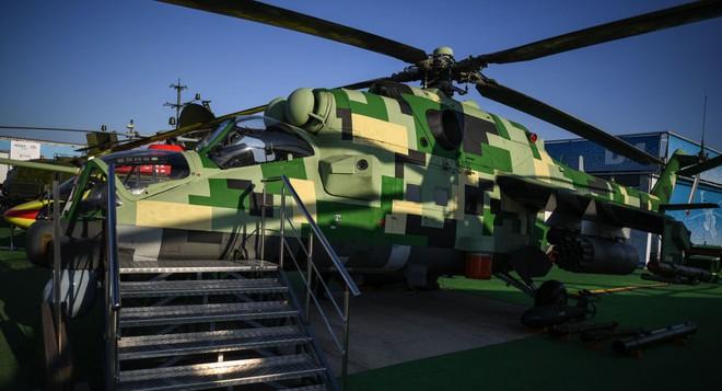 Trực thăng xe tăng bay của Nga: Đột phá từ kinh nghiệm xương máu của Mi-35M ở Syria? - ảnh 1