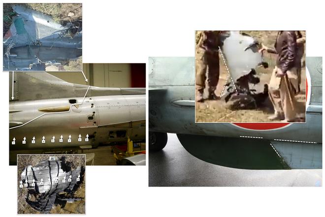 MiG-21 bị bắn tan xác trong trận không chiến Ấn Độ-Pakistan: F-16 vẫn còn là điều bí ẩn - Ảnh 11.