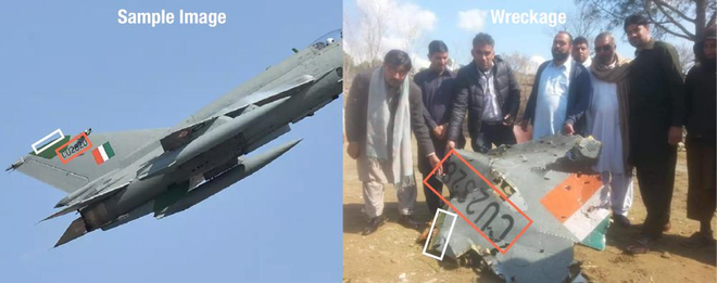 MiG-21 bị bắn tan xác trong trận không chiến Ấn Độ-Pakistan: F-16 vẫn còn là điều bí ẩn - Ảnh 13.