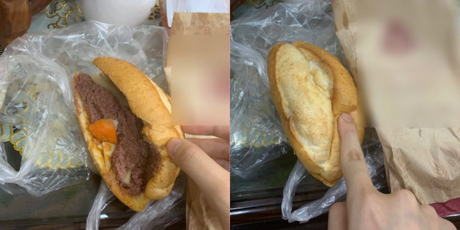 """Bóc phốt"""" tiệm bánh mỳ nổi tiếng, cô gái bất ngờ bị dân tình chê ngược vì một chi tiết - Ảnh 2."""