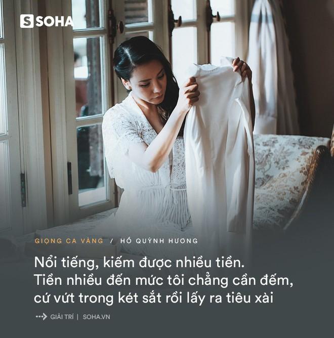 Hồ Quỳnh Hương: Đẳng cấp và nỗi đau của nữ đại gia ngầm showbiz, tiền tiêu không cần đếm - Ảnh 7.