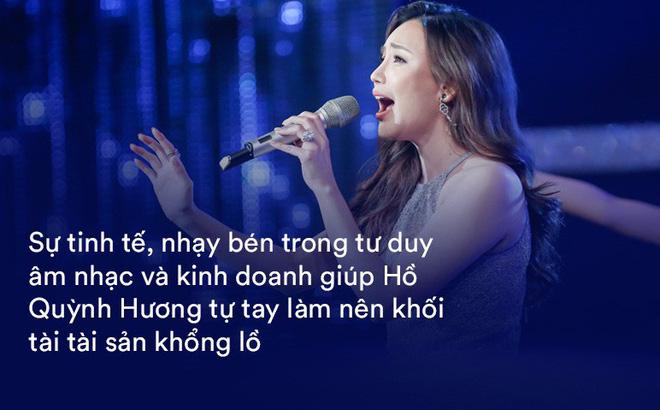 """Hồ Quỳnh Hương: Đẳng cấp và nỗi đau của nữ đại gia ngầm showbiz, """"tiền tiêu không cần đếm"""""""