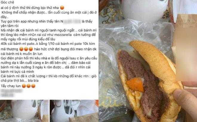 """""""Bóc phốt"""" tiệm bánh mỳ nổi tiếng, cô gái bất ngờ bị dân tình chê ngược vì một chi tiết"""
